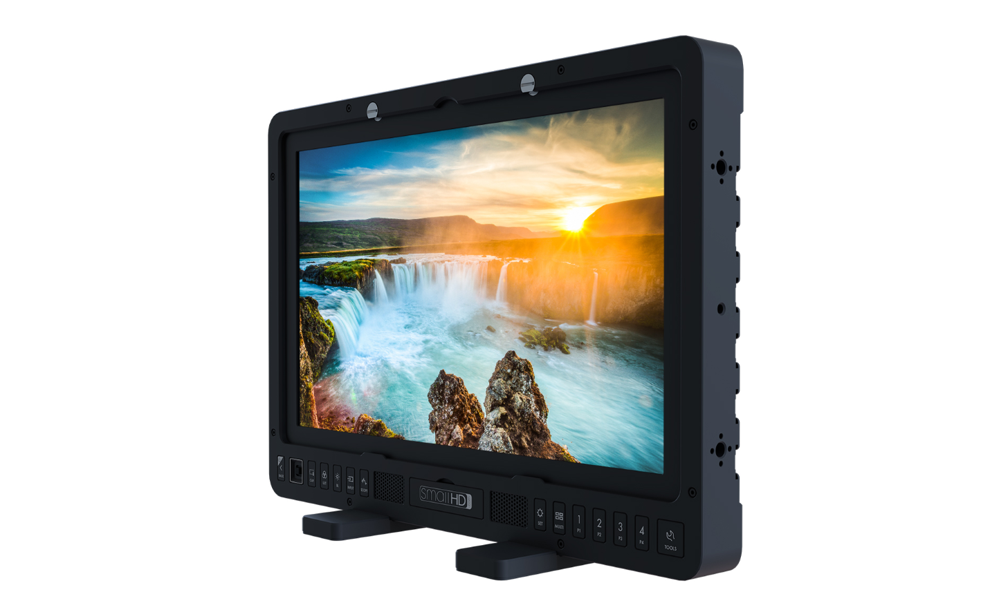 SmallHD 1703 P3X 17-inch Production Monitor with Daylight Visibility - Chrome 2018-11-14 오전 11_03_11 (2)